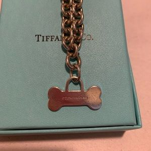 Tiffany &Co charm bracelet